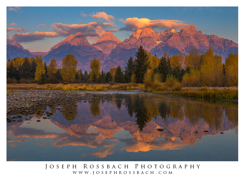 Photograph Snake River Reflections by Joseph Rossbach on 500px