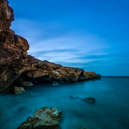 New Seascape In Libya