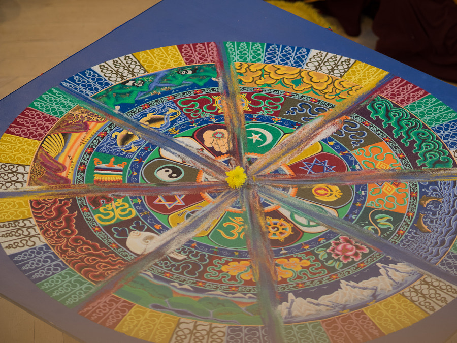 Peace Mandala by John Poltrack on 500px.com