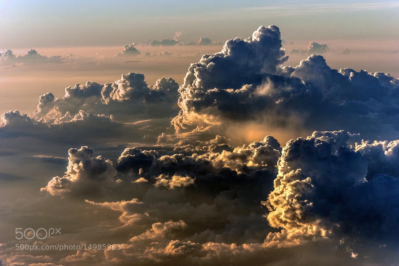 Photograph From 30,000 ft. POV by Chaluntorn Preeyasombat on 500px