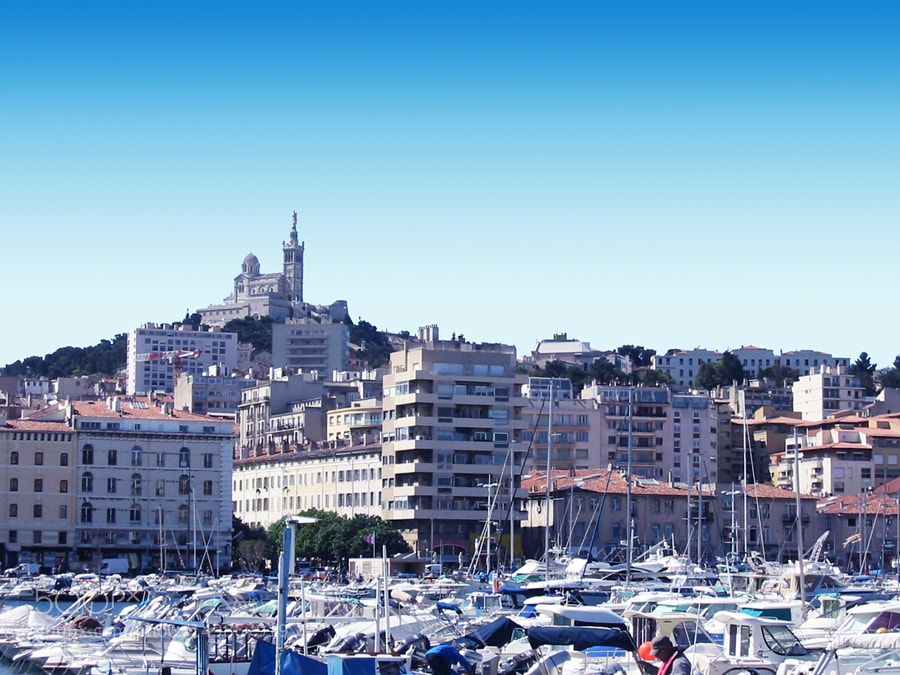Marseille cathedral - the