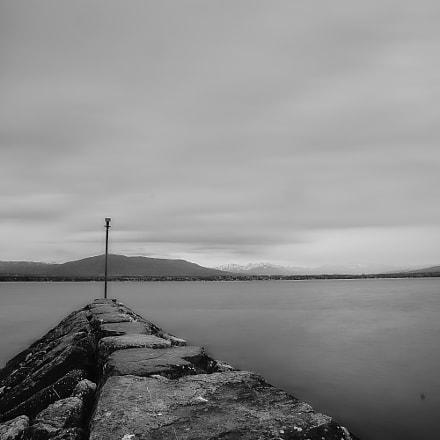 Lac Léman - Coppet