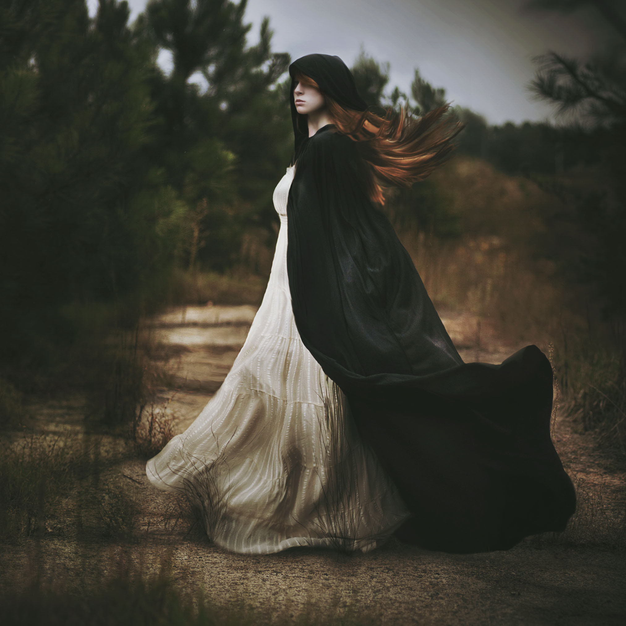 Photograph The Widow by Shelby Robinson on 500px