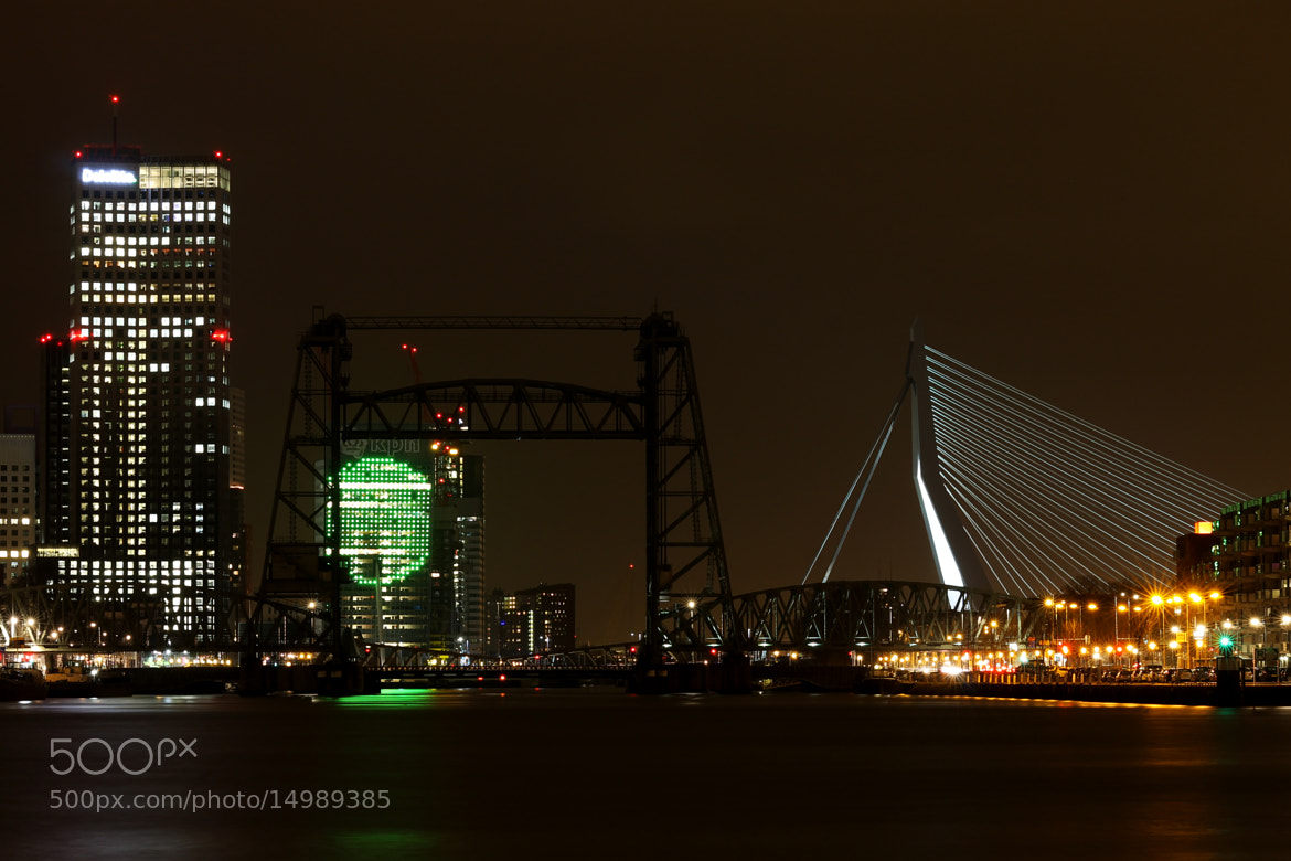 Photograph Rotterdam by Sander Monster on 500px