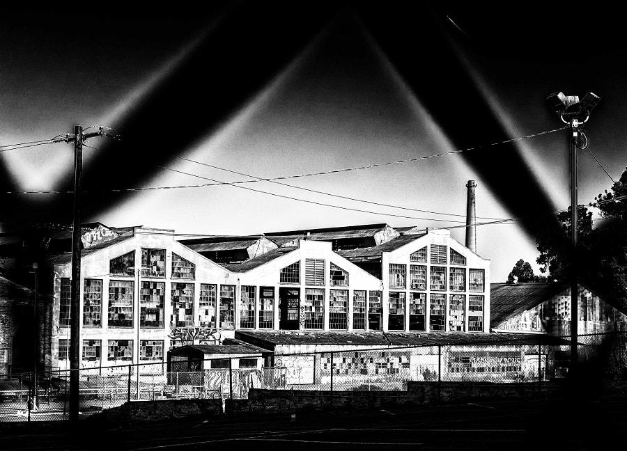 Abandoned Bldg SF