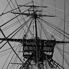 H.M.S. Bounty . by Rick Brady (SocialOutlaw)) on 500px.com