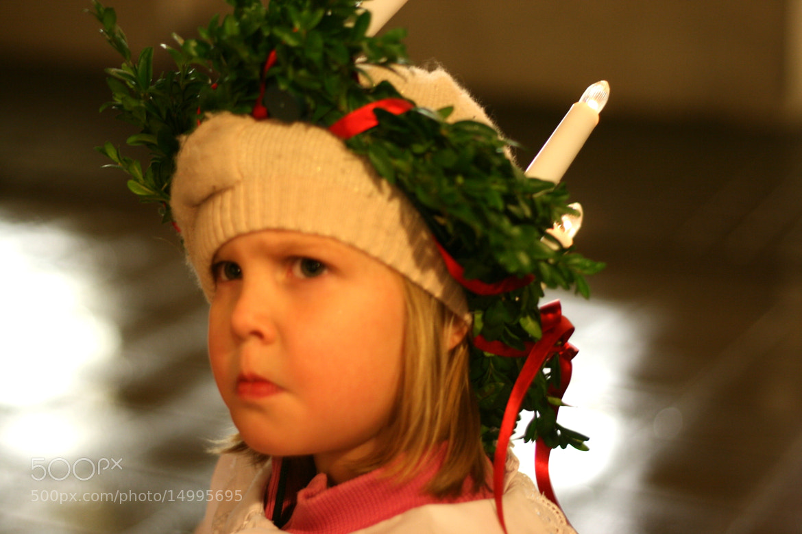 Photograph Disliking Day with Disliking Lucia by Martina Johansson on 500px