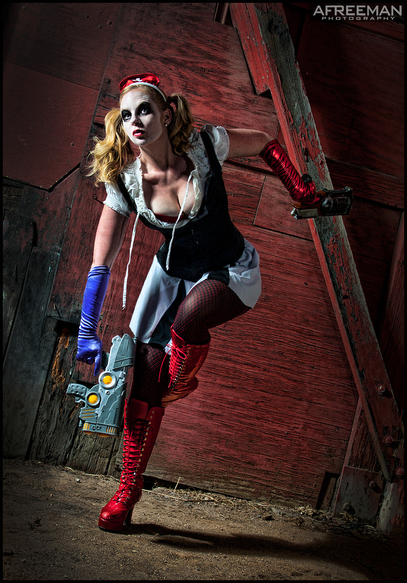 Photograph Harley Quinn by Allen Freeman on 500px