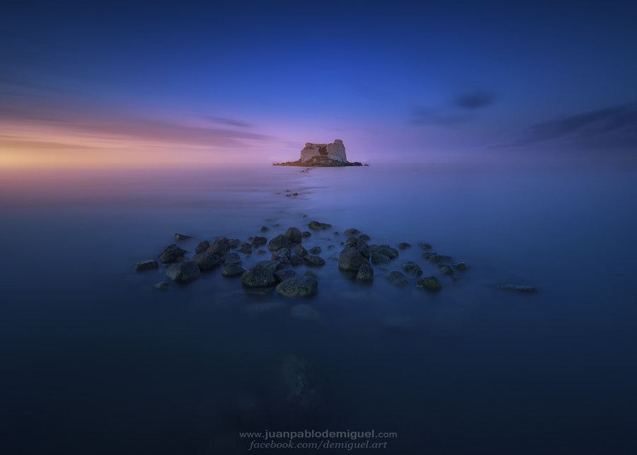 Landscape Fine Art Photography, Sant Joan by nature and landscape photographer Juan Pablo de Miguel