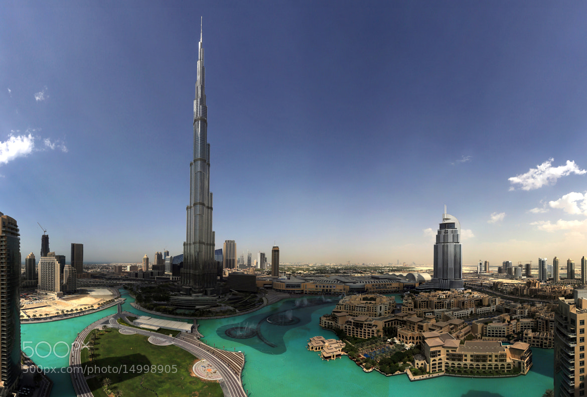 Photograph In the Shadow of Khalifa by Ian Powell on 500px