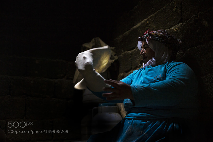The Dancing with Leaven by FerhatGrsu
