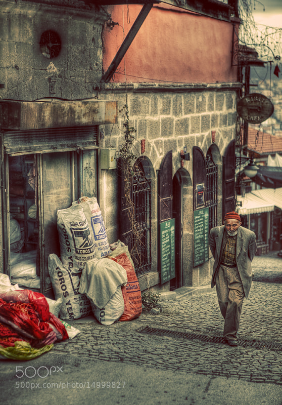 Photograph just another life by Tunc Ozceber on 500px