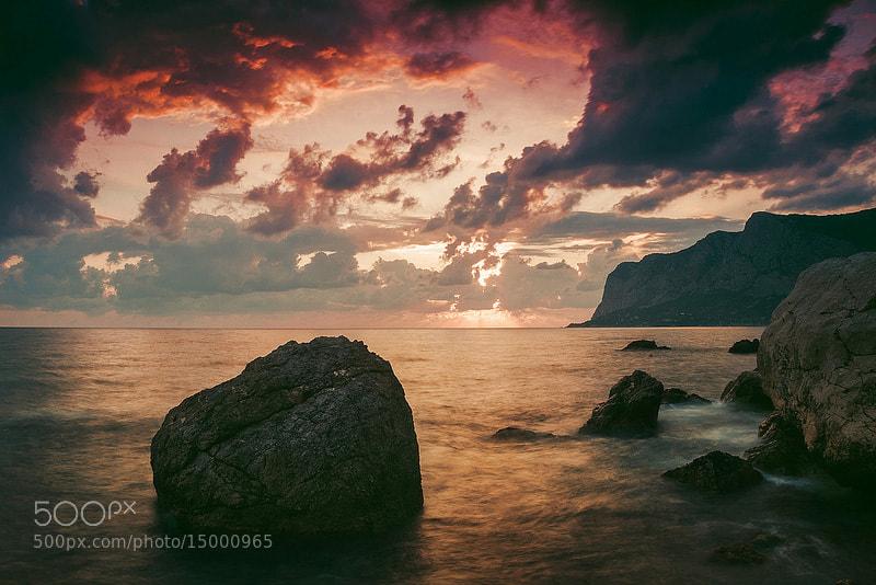 Photograph Black Sea, Ukraine by Mark Pourel on 500px