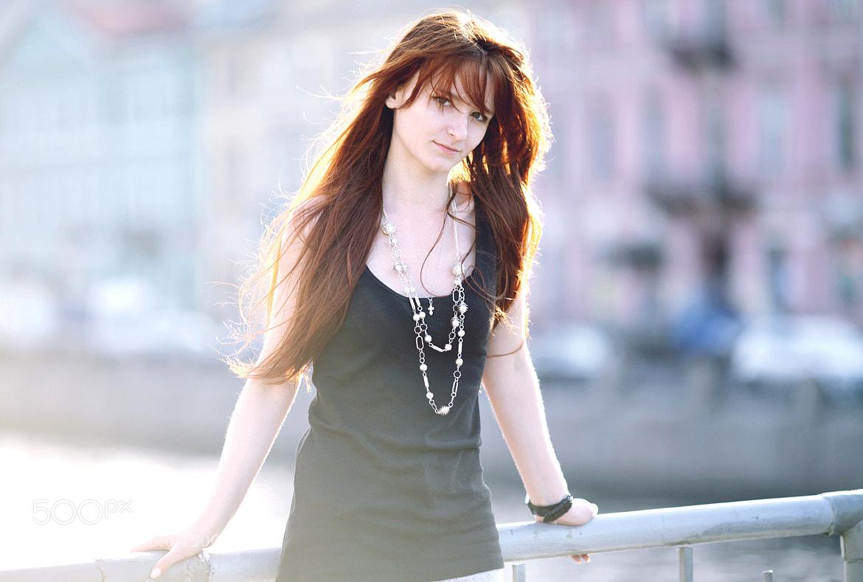 Photograph Ann by Ваня Ильин on 500px