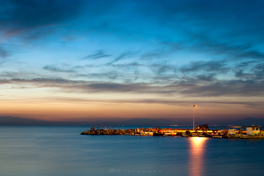 Photograph Thermaikos by Fadi Tarawneh on 500px