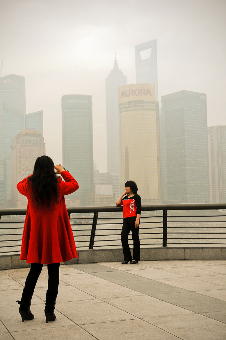Photograph Red girls by NG PHOTO on 500px