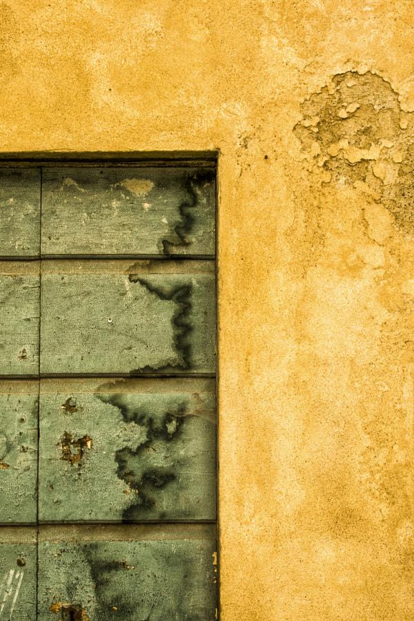 Tuscany door