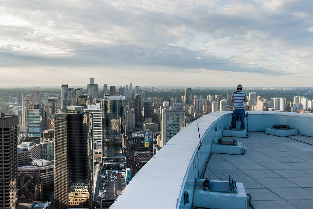 Photograph Urban Titanic by Roof Topper on 500px