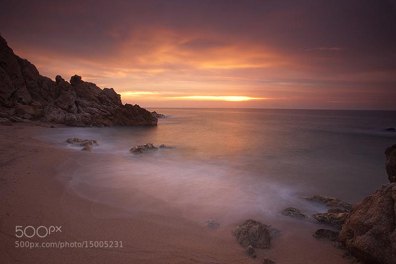 Photograph A dawn in the coast by Camilo Margelí on 500px