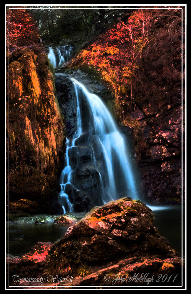 "Photograph ""Waterfall"" by John McHugh on 500px"