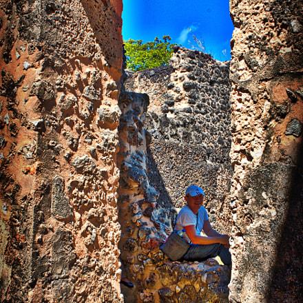 Ruins of Kilwa, Tanzania