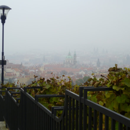 View of Prague, Panasonic DMC-FS11