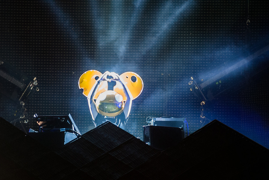 Deadmau5 by Matt Forsythe on 500px.com
