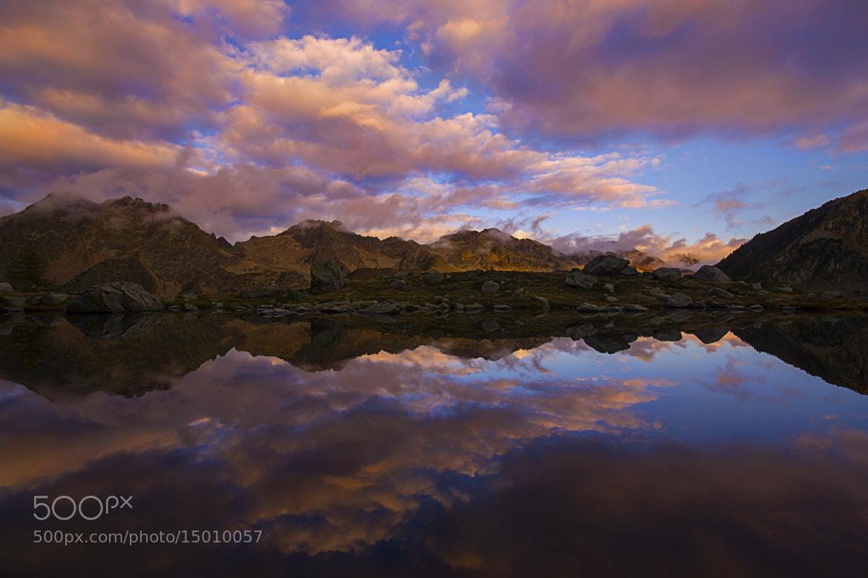 Photograph Lago di Sant'Anna by Corrado Cocco Gandolfo on 500px