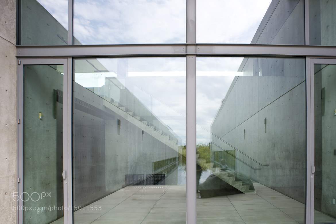 Photograph Pulitzer Foundation of the Arts by Laura de Graaff on 500px