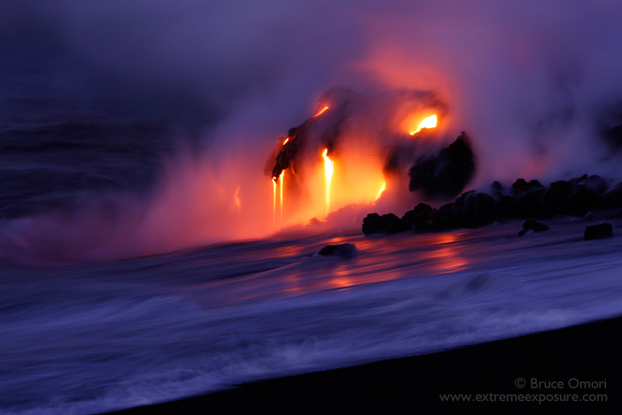 The Newest Beach on the Planet by Bruce Omori on 500px