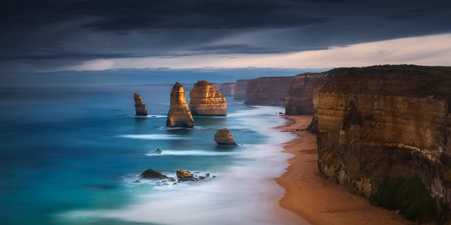 Erosion by Dylan Toh  & Marianne Lim on 500px.com