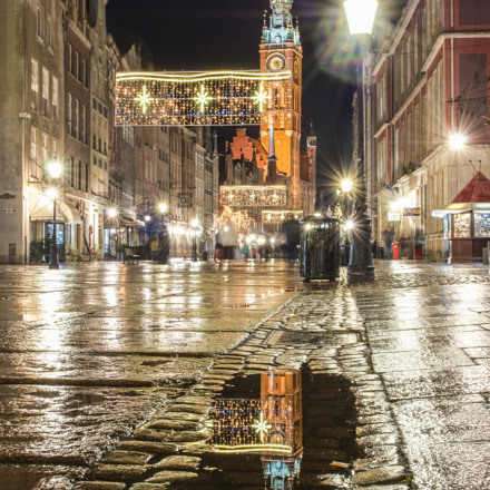 Dluga Street. Gdansk