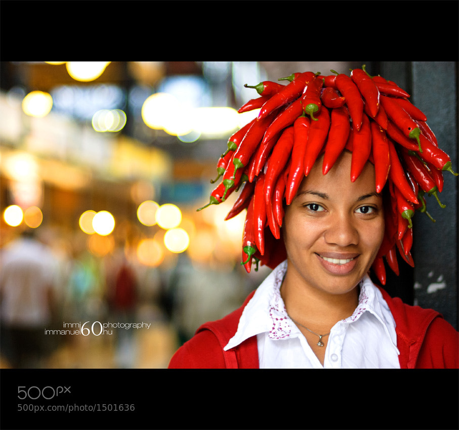 Photograph Redhead by Immánuel Fodor on 500px