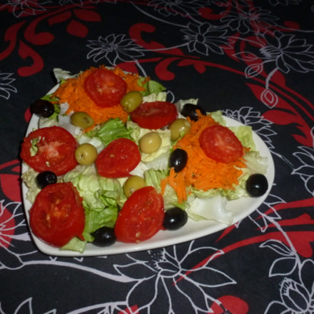 Salad, Panasonic DMC-TZ19