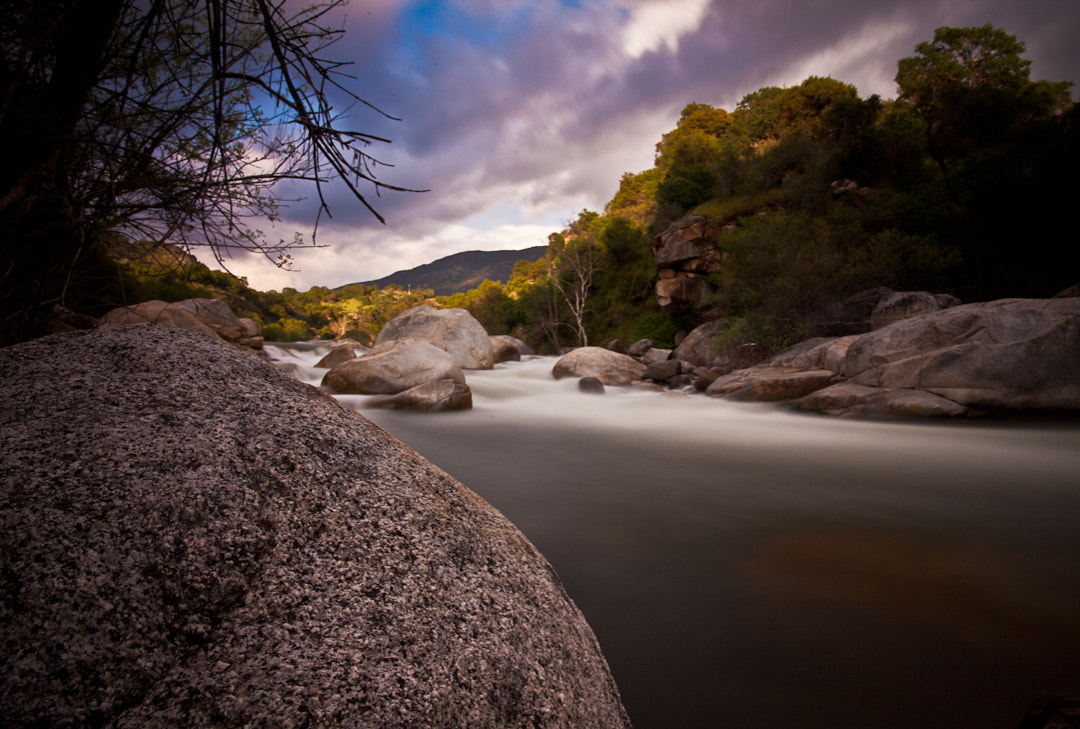 Photograph Smooth River by Philipp Wedel on 500px