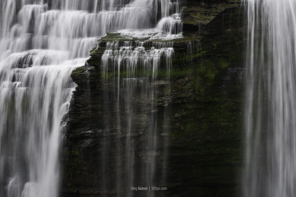 Photograph Middle Falls by Oleg Gutsol on 500px