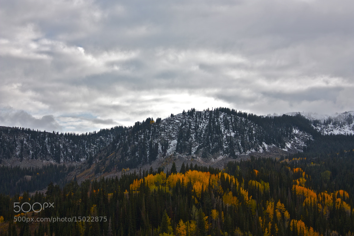 Photograph Guardsmans Pass by Nate Miceli on 500px