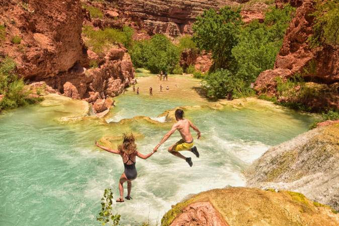 with love at havasupai by Natta Summerky on 500px