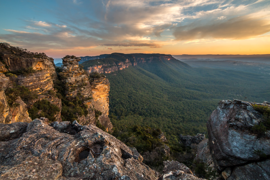 Boar's Head Lookout by Ian Rosler on 500px.com
