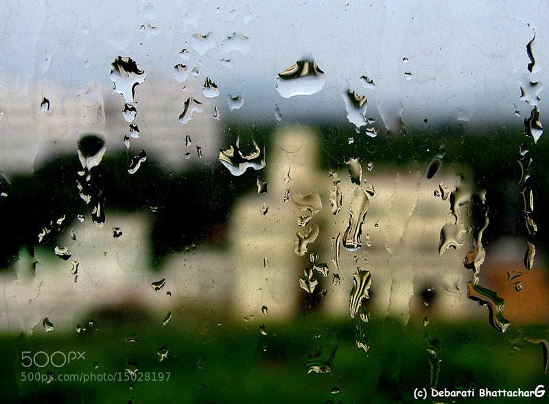 Photograph Happy monsoon !!! by Debarati Bhattacharjee on 500px