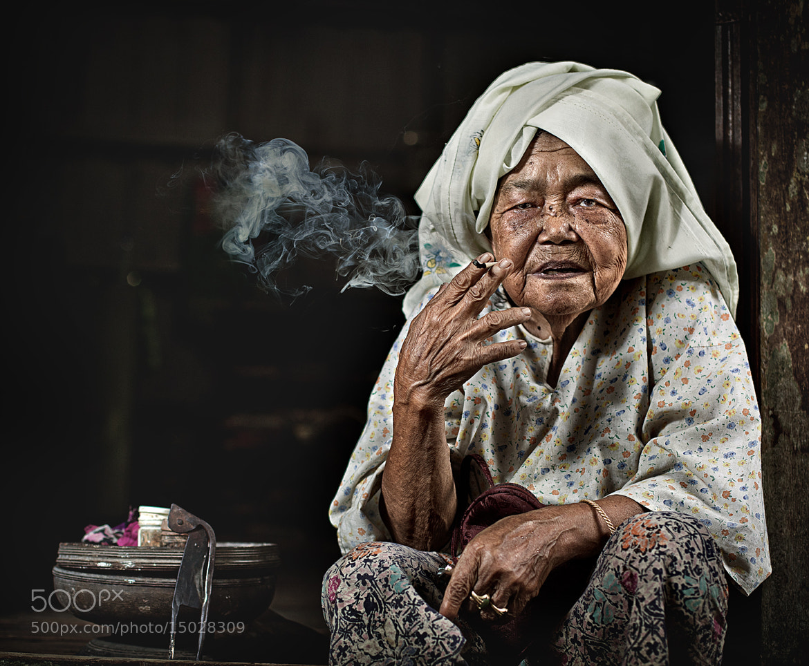 Photograph SMOKER.... by abe less on 500px