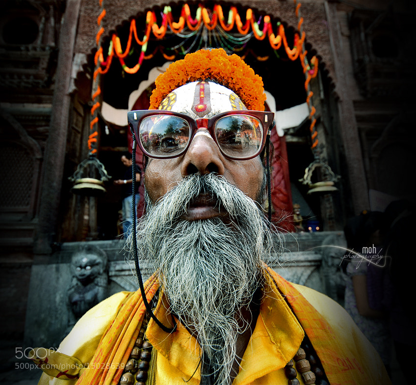 Photograph Sadhu  by Mohan Duwal on 500px