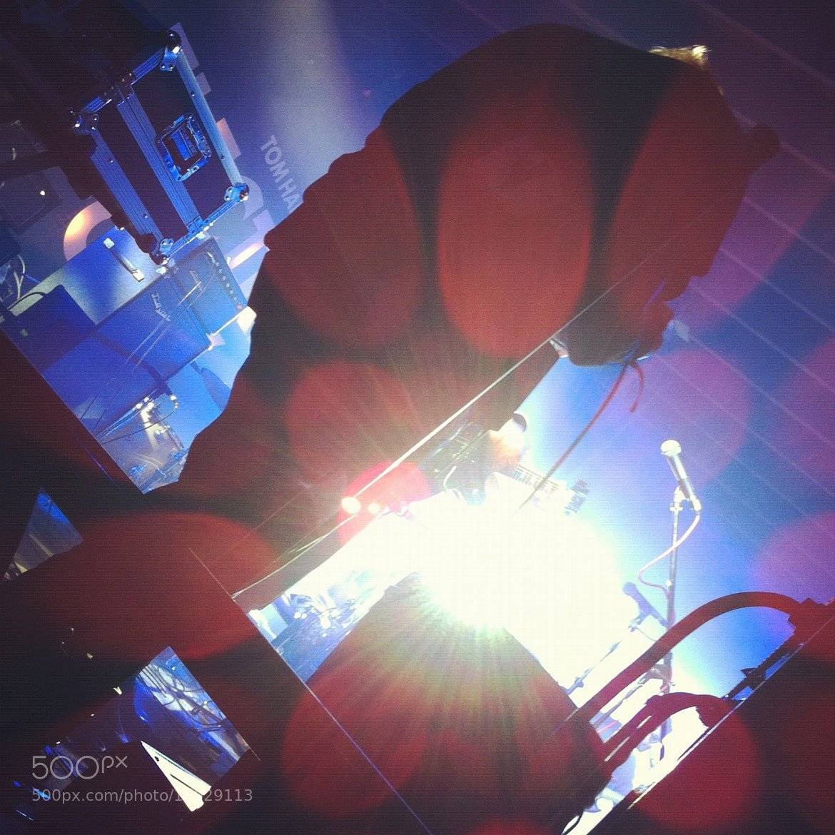 Photograph Music & Light by Alicia Johnson on 500px