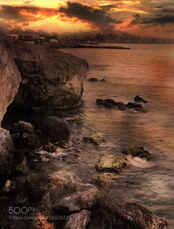 Photograph crete view by Patrick Strik on 500px