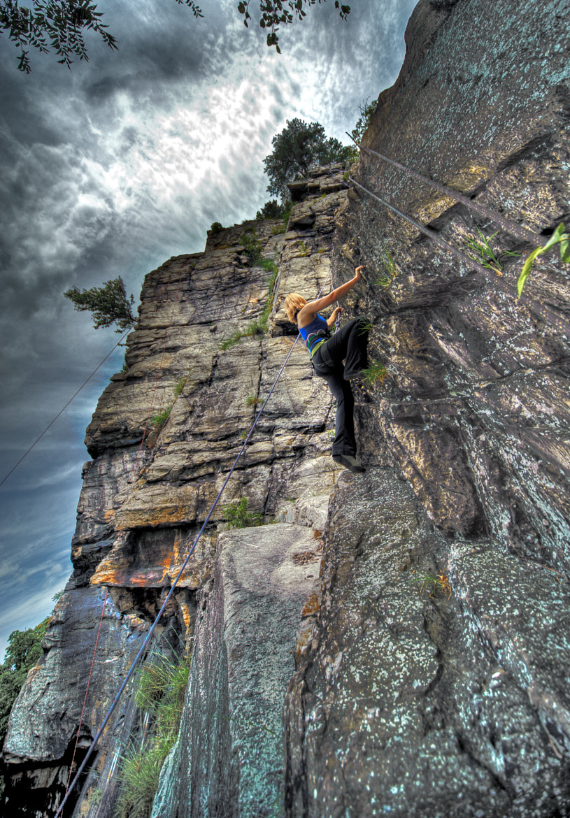 Photograph Rock Climbing by Steven Kersting on 500px