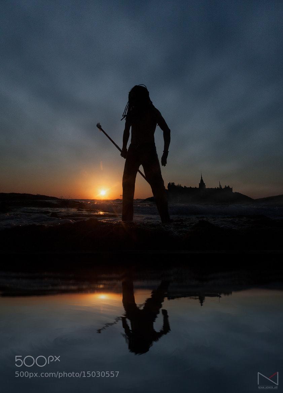 Photograph Castle guard by Noam Mymon on 500px