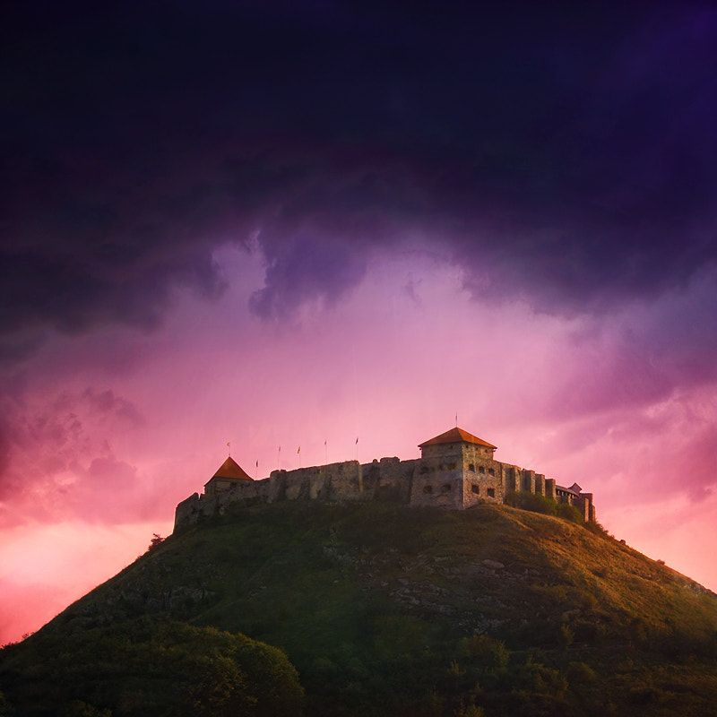 Photograph Purple storm... by Heaven Man on 500px