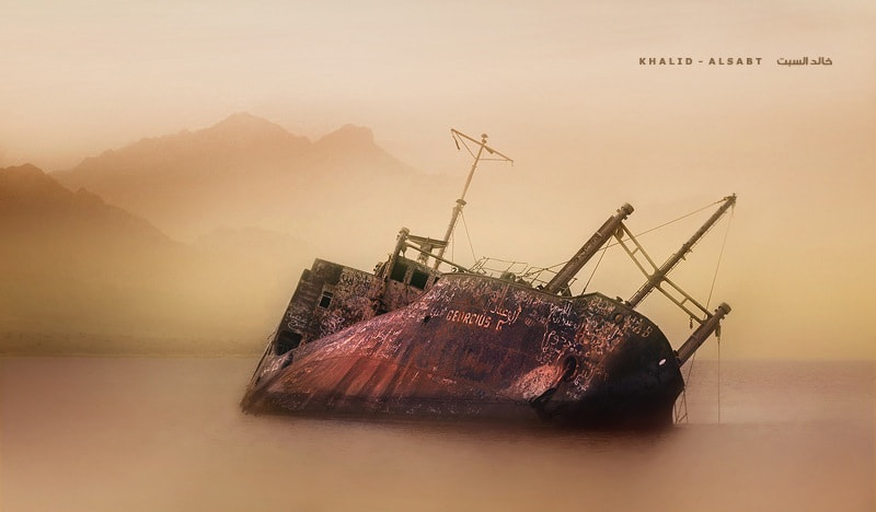 Photograph  END OF STORY  by KHALID ALSABT on 500px