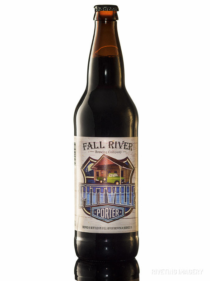 Pitville Porter - Fall River Brewing Company