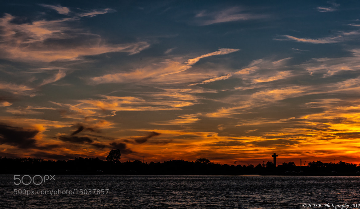 Photograph Wispy Clouds And Colors by Harold Begun on 500px